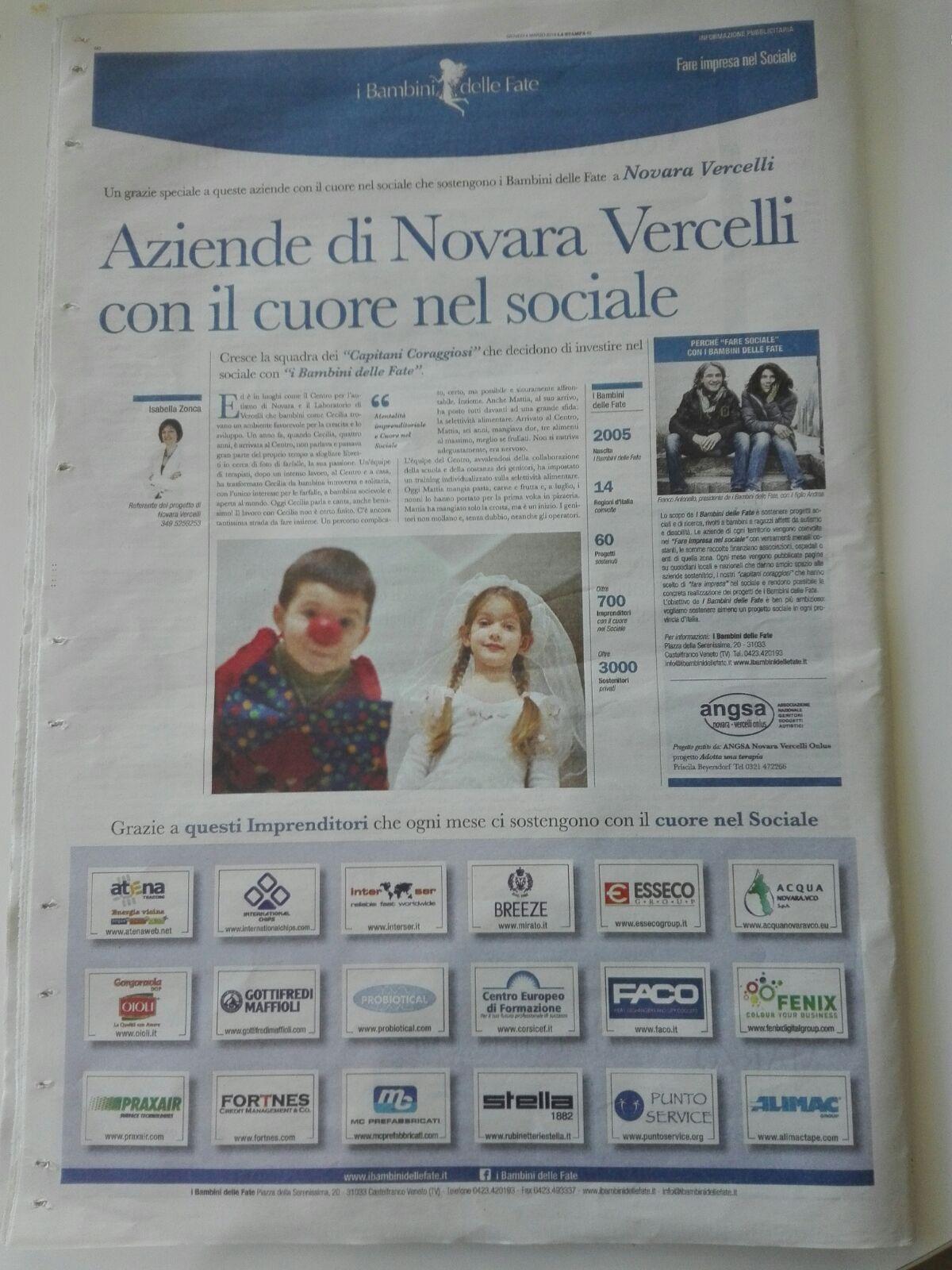 La Stampa Novara_8Marzo18