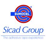 logo EUROCEL sicad group completo verticale