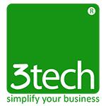 Logo 3tech vett nuovo