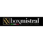 logo vettoriale box mistral