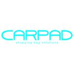 CARPAD Logo Cyan